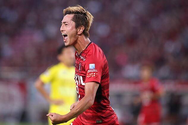 走り続けた鈴木優磨の2018年シーズン【試合数・得点数】