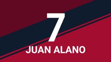 評価の難しい選手、ファンアラーノのプレーを改めてポジネガ分析する
